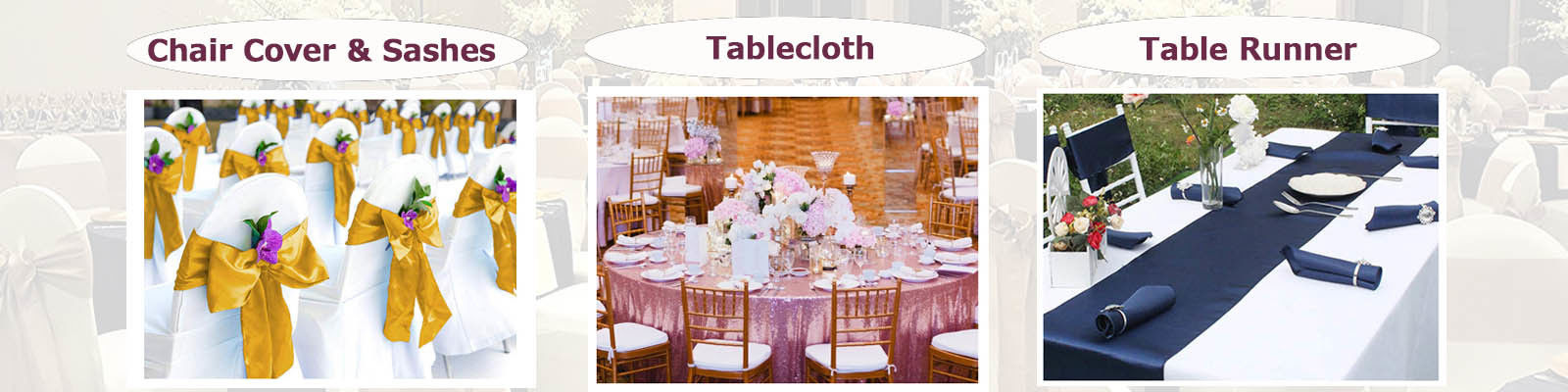 China best Chair Covers And Sashes on sales