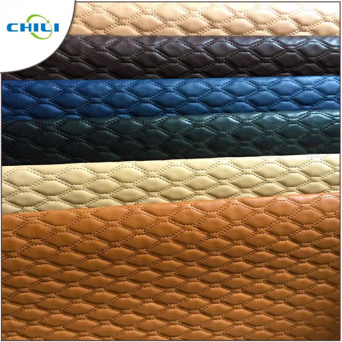 Waterproof Artificial Leather Material GS Certification Elegant Extra Large