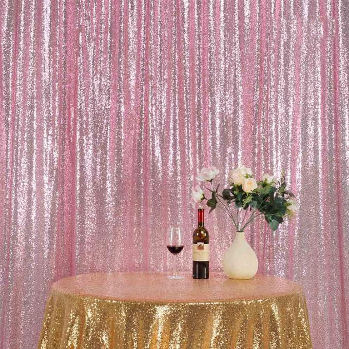 Party Mermaid Sequin Fabric Full Light Shading High Brightness Shiny Bling