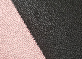 Garment Pu Leather Fabric Mildewproof Reusable Wiped Clean Economical