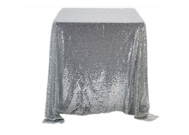 China Modern Glitter Sequin Tablecloth High Brightness Fashion Shiny Wear Resistant factory