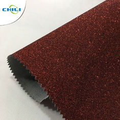 Good Price For New Products Glitter Leather Fabric