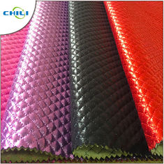 China Synthetic Faux Leather Tablecloth 1.2mm Thickness Precision Cutting PU factory