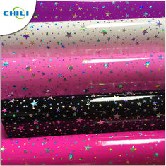 Women Clothes PU Leather Fabric Garments Raw Material Easy Cutting