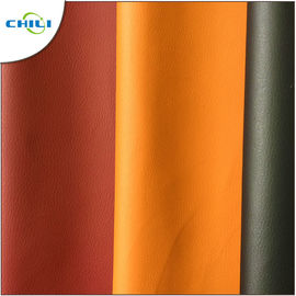 Stronger Durable Synthetic Leather Fabric Different Shape Cutted Eco Friendly