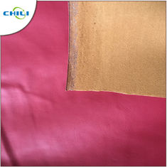 Non Deformable PVC Leather Fabric Modern Design For Shoes And Bags