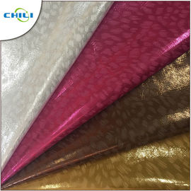 Non Woven Backing Soft Leather Material Solid Color Suede Breathable