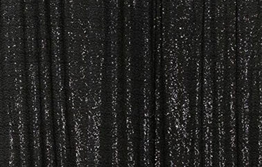 Wedding Banquet  Sequin Fabric Backdrop 100% Polyeste Attractive Design