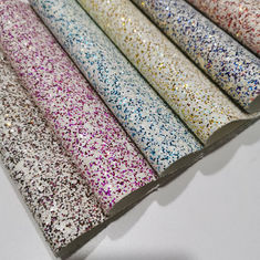 Shoes 54/55' Abrasion Resistant 1.1mm Glitter Fabric Roll