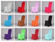 Light Color Chair Covers And Sashes Durable Smooth Soft Fine Workmanship supplier