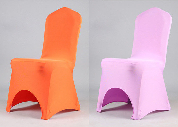 Fancy Contemporary Chair Covers And Sashes Slipcovers Durable Decorative supplier