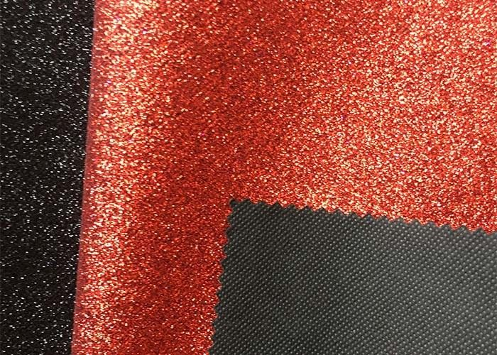 Nonwoven Thick Glitter Wallpaper Firm  Stability Flexbile With Minimal Flaking supplier
