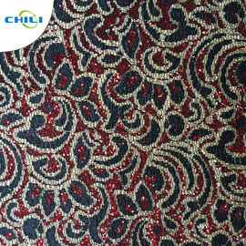 China Modern Style Silver Glitter Wallpaper 0.6mm Thickness Wide Application factory